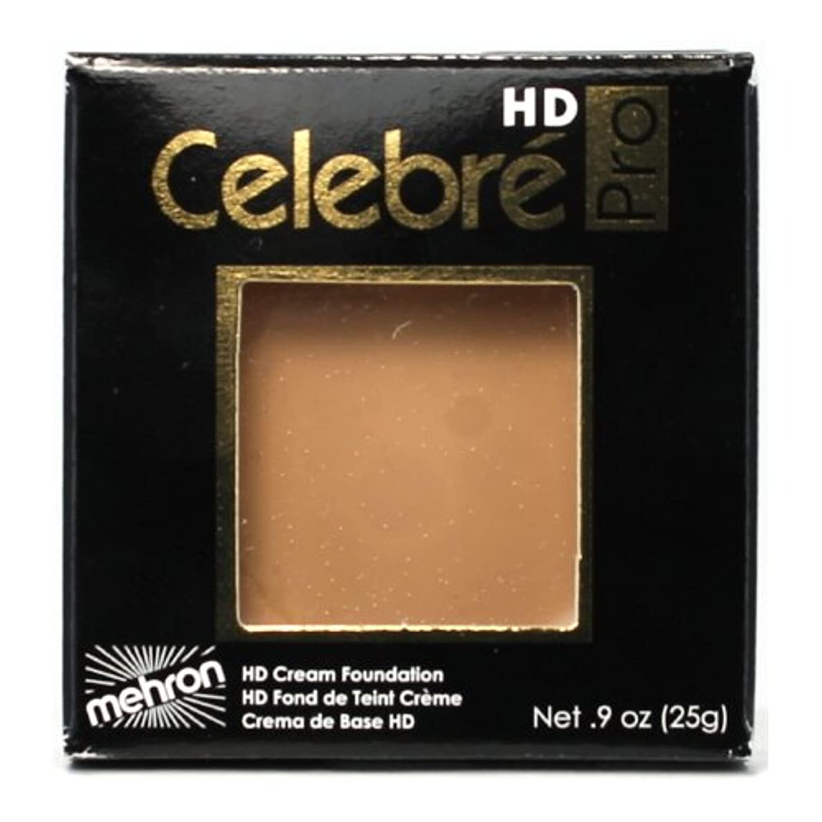 ワットリスト慈悲(3 Pack) mehron Celebre Pro HD Make-Up - Medium 2 (並行輸入品)