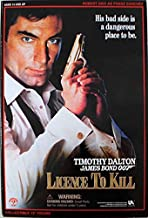 James Bond License To Kill Collectors Figure- Robert Davi as Franz Sanchez by James Bond Collectible Figures 1:6 Scale