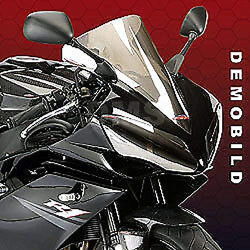 Pare-brise Touring PB compatible avec GSX600 FW 98-04/GSX750F 98-04 Fumé foncé
