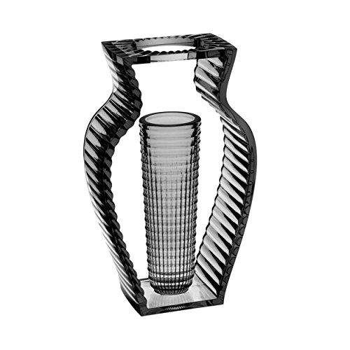 Kartell 1215V9 Vase I Shine, grau