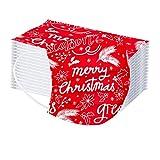 Merry Christmas Weihnachtsmasken