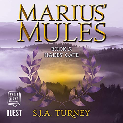 Marius' Mules V: Hades' Gate cover art
