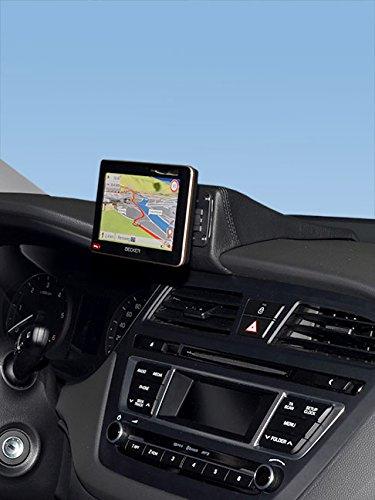 KUDA 5745 Halterung Kunstleder schwarz für Hyundai i20 GB ab 2014 bis 2018
