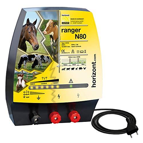 Horizont Weidezaungerät Elektrozaungerät ranger N80 - 230 Volt