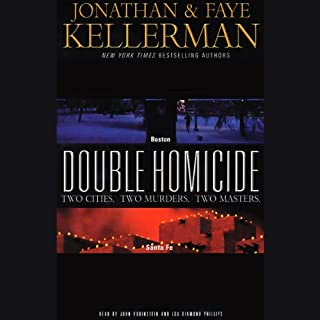 Double Homicide audiobook cover art