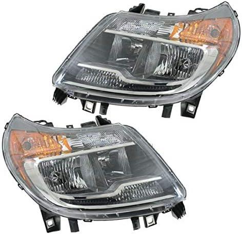 Koolzap For 14-18 Ram ProMaste Headlamp Headlight Lig Front Price 2021 new reduction Head