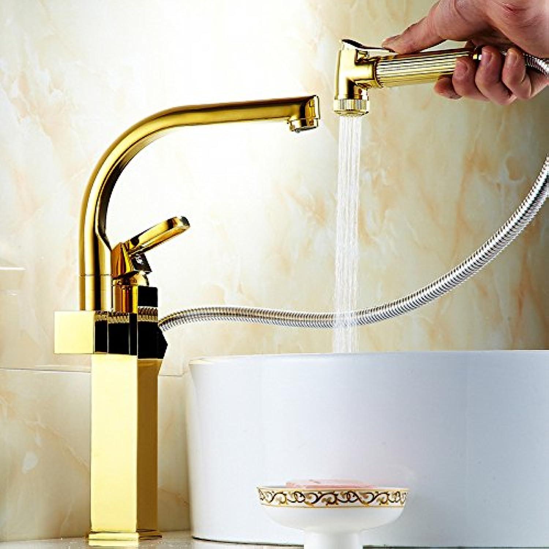 Bijjaladeva Antique Bathroom Sink Vessel Faucet Basin Mixer Tap The sink tap water heating metal back-up water taps gold plated mixed faucet single-basin mixer