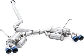 ARK Performance SM1302-0210G GRiP Exhaust System (Burnt Tip Subara WRX/STI Sedan)