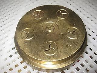 Fusili Bronze Pasta Die 95mm