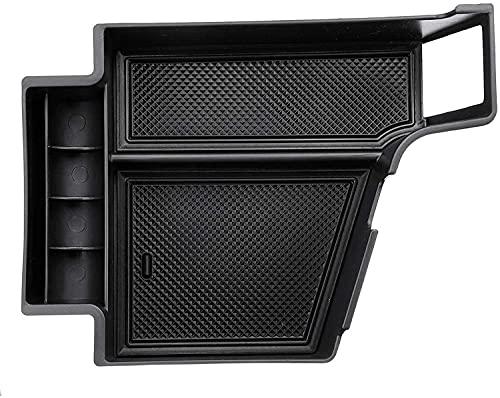 Caja de Almacenamiento reposabrazos del Coche Para Volvo XC90 XC60 S90 V90 2017-2020, Caja de Almacenamiento para Apoyabrazos Bandeja de Reposabrazos