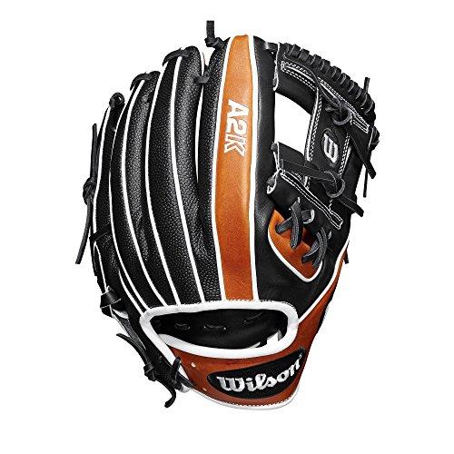 Wilson A2K 1786 11.5' Infield Baseball Glove - Right Hand Throw