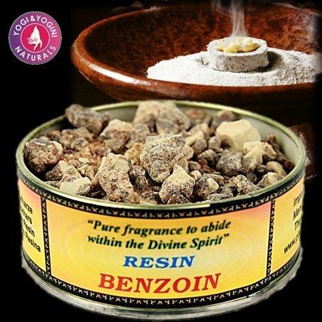 Incenso in resina naturale - Benzoino