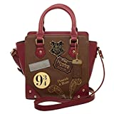 Bioworld Harry Potter Handbag Hogwarts Plattform 9 3/4 Borse