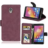For Lenovo Vibe P2 P2a42 Case,Matting PU Leather Protection