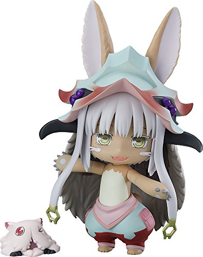Good Smile Made in Abyss: Nanachi Nendoroid Action Figure