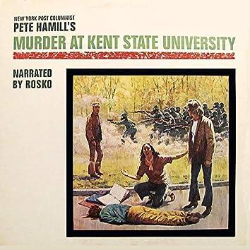 Murder At Kent State University