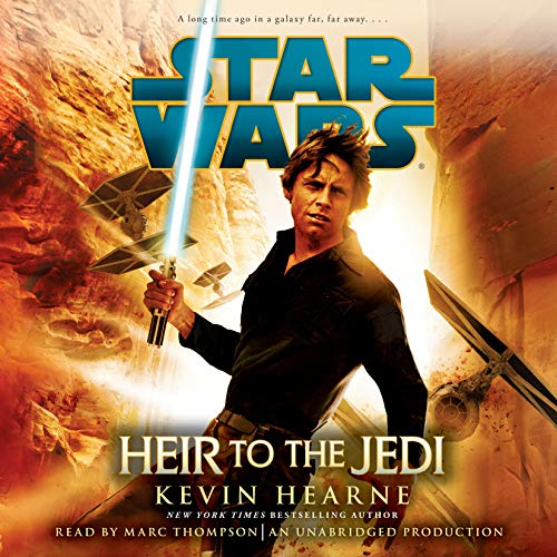 Page de couverture de Heir to the Jedi: Star Wars