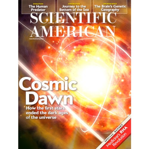 Scientific American, April 2014 audiobook cover art