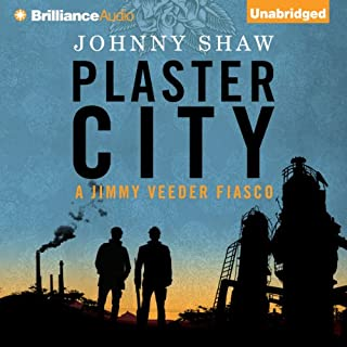 Plaster City cover art
