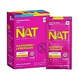 KETO/OS Nat® Lemonade Keto Additives – Charged â Exogenous Ketones â BHB Salt Ketogenic electricity boost workout supplement - Keto/OS NAT fat burner supplement (20 count)