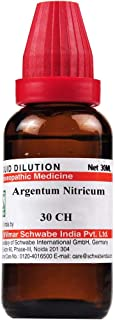 Willmar Schwabe Homeopathic Argentum Nitricum (30 CH) (30 ML) by Exportdeals
