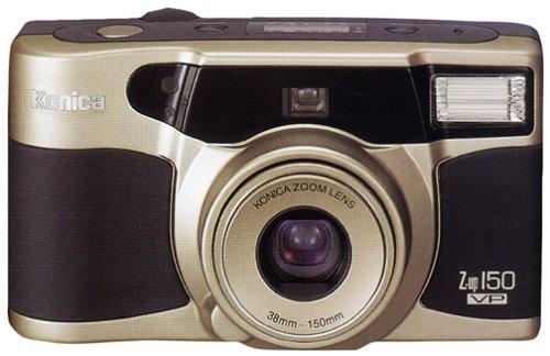 Konica Z-UP 150 VP Date 35mm Camera