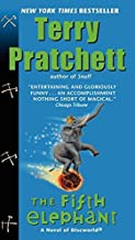 The Fifth Elephant: A Novel of Discworld by Terry Pratchett(2010-12-15)