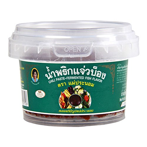 Maepranom, Chili Paste, Fermented Fish Flavour, 90 g. [Pack of 2