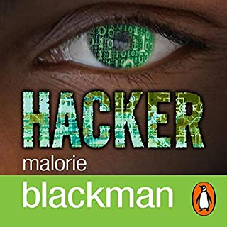 Hacker                   By:                                                                                                                                 Malorie Blackman                               Narrated by:                                                                                                                                 Melissa Lloyd                      Length: 5 hrs and 11 mins     15 ratings     Overall 4.3