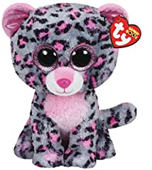 15cm tall Soft Plush Toy Cute, colourful and collectable Part of the hugely popular Ty Beanie Boos range
