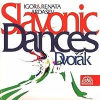 Slavonic Dances by ANTONIN DVO??K (1995-08-22)