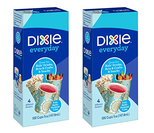 Dixie Everyday Cups, 5 oz