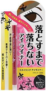 ビナ薬粧 スタイリングアイライナー ブラック 0.7ml