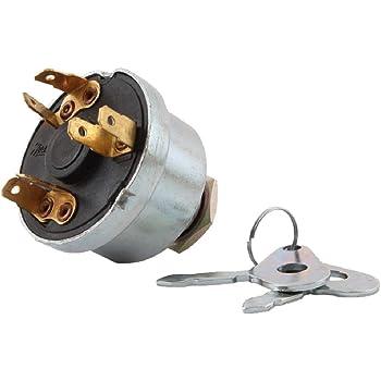 """Case IH 574 Ignition Heat Start Alternator type 14/"""" OEM 1446116M1"""