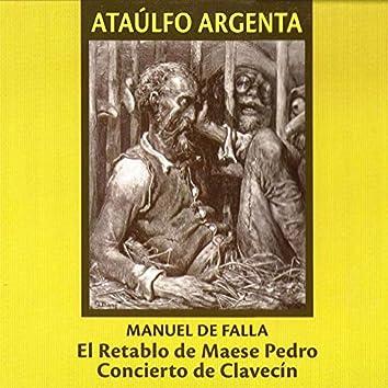 Concierto de Clavecín y el Retablo de Maese Pedro