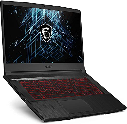 Newest MSI GF65 Thin 15.6' FHD Premium Gaming Laptop | Intel 6-Core i7-10750H | 32GB RAM | 1TBSSD | NVIDIA GeForce RTX 3060 Max-Q | Backlit Keyboard | Windows 10 | with Woov Mouse Pad Bundle