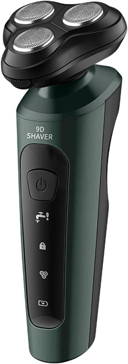 shanxihuangfu Shavers outlet for Attention brand Men Set 3 Portable Blades Rechargeable