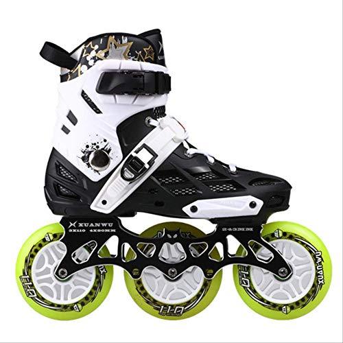STBB Rollschuhe Räder Inline Skates Xuanwu Roller Slalom Skate Convert to Inline Speed Skates Frame Base Für Benutzer 41 Modell 2