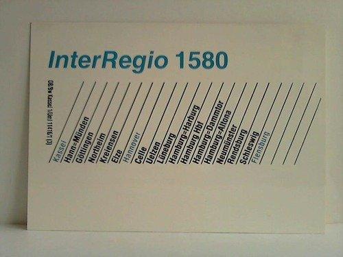 InterRegio 1580 / 1681