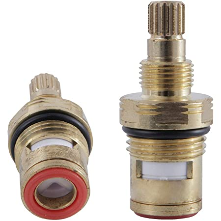 Equip by T/&S 013787-45 HOT Hot Stem Ceramic Cartridge Assembly