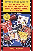 Official Price Guide to Movie/TV Soundtracks and Original Cast Albums: 2nd Edition