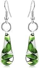 Best green bead earrings Reviews