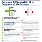 Zoom IMG-1 gloryfeel vitamina d3 k2 scorta