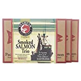 SeaBear - Smoked Salmon Trio - 18oz Box