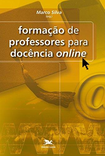"""Formação de professores para docência """"online"""""""