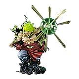 Dragon Ball Super Batalla de FZ Cero Super Saiyan Batalla Broli PVC Figura 150mm- (Modelo: 592BFY3D)