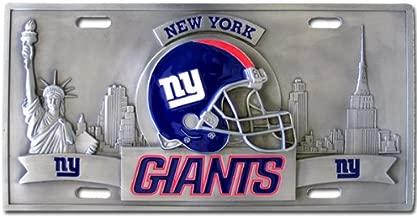 Siskiyou New York Giants NFL Collector's Plate
