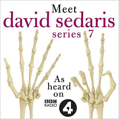 Couverture de Meet David Sedaris: Series Seven