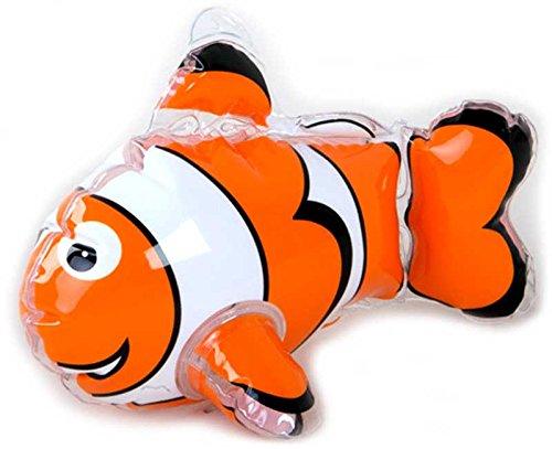 Wdk Partner - Fishinch - Poisson Gonflable - Orange