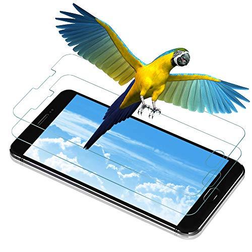 wsiiroon Kompatibel mit Panzerglas Samsung Galaxy S5, [2 Stück] 9H Härte Schutzfolie, Ultra Clear, Anti-Bläschen, Anti-Kratzen Panzerglasfolie, Displayschutzfolie Folie für Galaxy S5